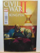 Kingpin #1 001 Variant Edition Civil War II Marvel Comics vf/nm CB2962