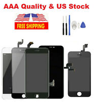 For iPhone 6S 7 8 6 Plus LCD Display Digitizer Assembly Touch Screen Replacement