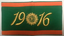 1916 Rising Armband Gold Embroidered
