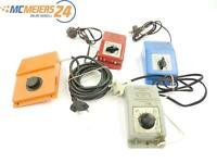 E69H132s Trix Piko 5529 549 1762 4x Trafo Transformator 220 V / 1,8 VA *geprüft*