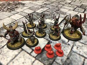 Wrath Of kings Nasier Warband