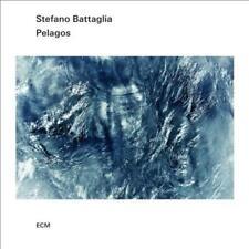 STEFANO BATTAGLIA - PELAGOS [SLIPCASE] NEW CD