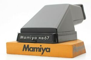 [Exc+3] Mamiya Prism Finder Model 2 II For RB67 Pro S SD From JAPAN 1065