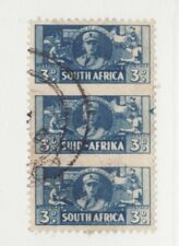 SOUTH AFRICA - SUID AFRIKA Sc#94 Θ used postage stamp.  WWII War Effort