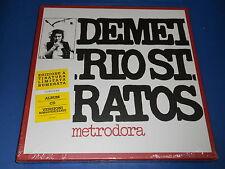 Demetrio Stratos - Metrodora - LP+CD  SIGILLATO LIMITED n. 1/1000