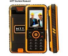 M.T.T. Super Robust – IP68 Water & High Temperature Resistance Mobile Phone