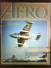 AERO  Heft 189   Das illustrierte Sammelwerk der Luftfahrt   in Schutzhülle