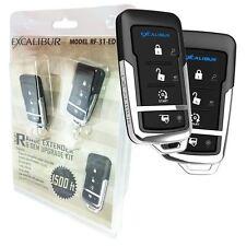 Plug & Play 1 Way Keyless Remote Start Kit 2009-2014  Push-Start
