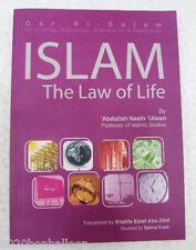 Islam The Law Of Life Book Quran Shariah Niqab Khimar Hijab Muslim Sunnah  378