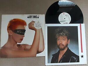 Eurythmics Touch & Touch Dance Job Lot LP Album Vinyl Record Pop 80's