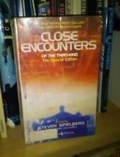 Close Encounters Third Kind Special Edition Novelisation by Steven Spielberg