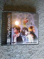 Final Fantasy VIII GH Label PS1 Complete