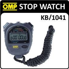 Reloj cronógrafo KB/1041 OMP racing de mano parada para Motorsport & Racing
