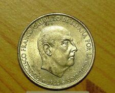 Spanien - FRANCO 100 PTAS 1966 !! (*68*) SILBER !! TOP ANGEBOT - Top Preis  !!!!