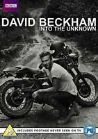 , David Beckham Into The Unknown [DVD], Like New, DVD
