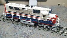 Custom Lego Southern Pacific Bicentennial GP40P-2 Train Engine 9V