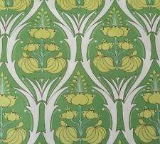 Soul Blossoms BTY Amy Butler Rowan Fabric Green White Damask Floral Passion Lily