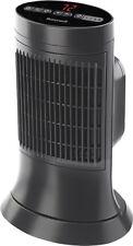 Honeywell Home - Ceramic Compact Tower Heater - Slate Gray