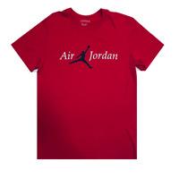 Nike T Shirt Mens Authentic Classic Air Jordan Jumpman AJ Short Sleeve Tee Red