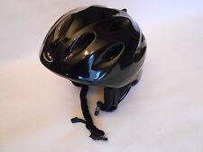 GIRO FUSE Snow Ski Snowboard Helmet Size S Black Gloss