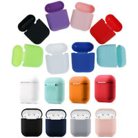 1Pc Silicone airpods case protect cover skin earphone charger casesVLD