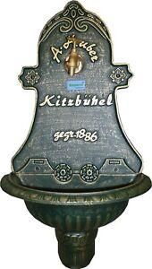 "957626300   Set ""KITZBÜHEL"" Wandbrunnen + Schlauchhalter"