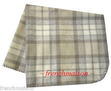 AUTHENTIC FRETTE Small Dog Blanket 80% Wool, 20% Polyamide ITALIAN-MADE Gift New