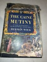 The Caine Mutiny by Herman Wouk-1951 H/C D/J