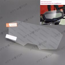 HTTMT Cluster Scratch Protection Film Blu-ray Protector for YAMAHA FZ07 MT07