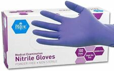 Nitrile gloves 100 pices S