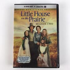 NEW Little House on the Prairie SEASON 2 Deluxe Remastered DVD, 40th Anniversary