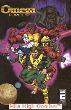 OMEGA FORCE (ENTITY) #1 Very Good Comics Book