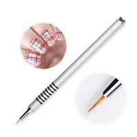 Nail Art Carving Sculpture Painting Brush Pen Manicure Beauty Nail Tool Supply