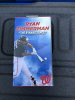 "Ryan Zimmerman Bobblehead ""Ryanaissance"" Washington Nationals 2018 SGA NEW Nats"