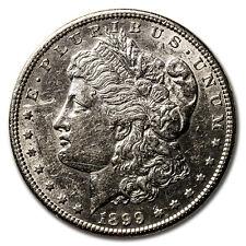 1899-S Morgan Dollar Au Details (Cleaned) - Sku#33100