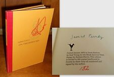 Signed Limited Edition ~ On The Rebound by James Purdy, 1970 Black Sparrow