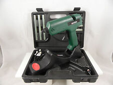 Pistola de Pegamento 240 V inalámbrico con estuche y libre de pegamento pega 33481 de final de línea