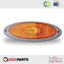 Autocaravana/Caravana LED Luz de marcador lateral con integrado catadióptrico