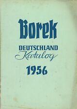 Borek Deutschland Katalog 1956