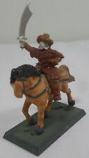 WARHAMMER FANTASY DOGS OF WAR LAND OF KISLEV HORSE ARCHER METAL MINIATURE OOP A