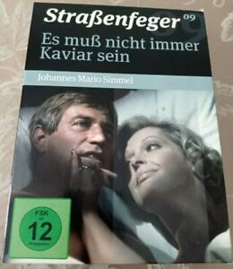 Johannes Mario Simmel - Straßenfeger 09: Es muss nicht immer Kaviar sein, 5 DVDs