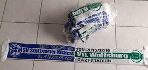 Stuttgarter Kickers Schal - VfL Wolfsburg Spielschals