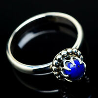 Lapis Lazuli 925 Sterling Silver Ring Size 6.5 Ana Co Jewelry R21327F