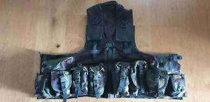 Arktis Assault Battle Vest Combat Tactical Webbing DPM SAS SBS PARA UKSF