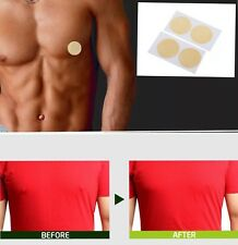 50pcs 3cm Men Nipple Cover Band Sticker Patch Invisible Stickers