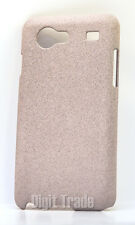 Samsung I9070 CUSTODIA Galaxy S Advance Cover Rigida Sandy Grigio PELLICOLA Grat