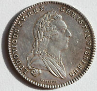 Gettone Della Presence Degli Stati Di Bretagna - Argento - Luigi XV - 1766