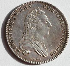 JETON DE PRESENCE DES ETATS DE BRETAGNE - ARGENT - LOUIS XV - 1766