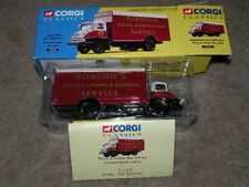 Corgi  30304 Thames trader Box van Robsons of Carlisle BNIB! RARE!