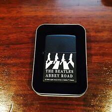 Zippo Lighter The Beatles Abbey Road 2005 Design